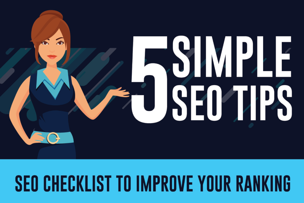 five simple seo tips